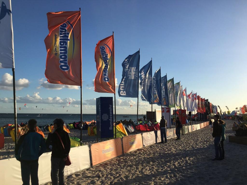Kitesurf Worldcup Fehmarn Pringles