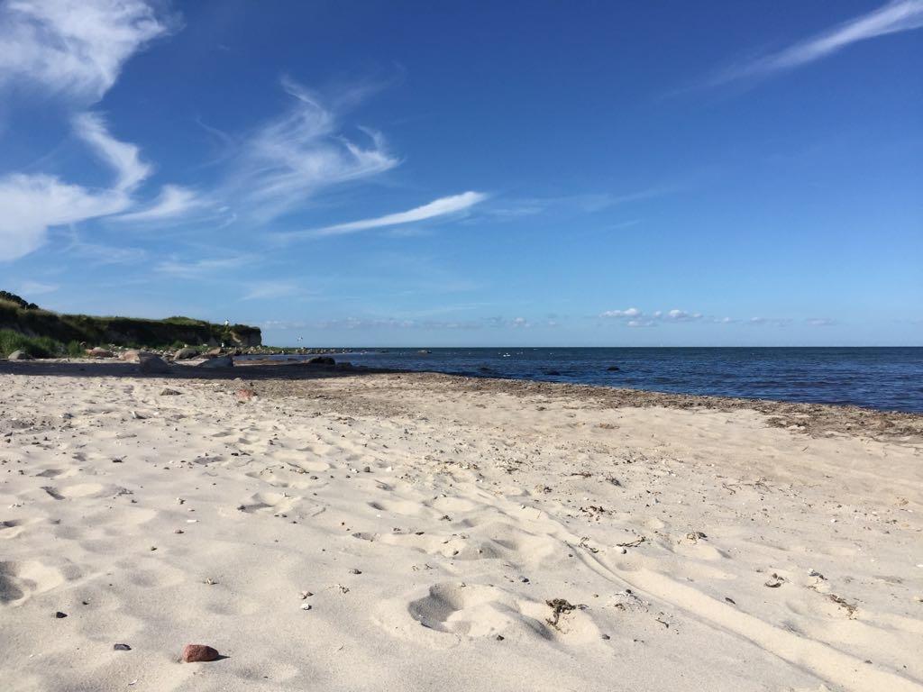 Schönster Strand Ostsee Fehmarn bester