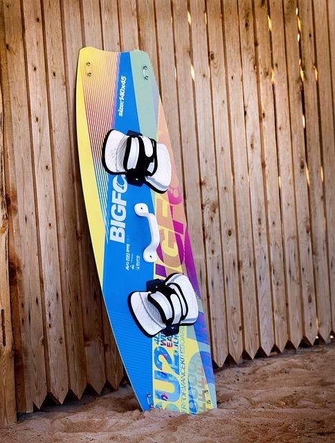 Kiteboard Board Kiten Kitesurfer Winter Pflege Tipps Abspülen Reinigen Reparatur Fehmarn Ostsee Surfen